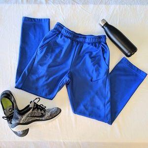 Nike Dri Fit Therma Slim Fit Fleece Athletic Pants